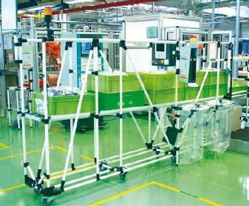 Lean Tube Tooling Production Cautions
