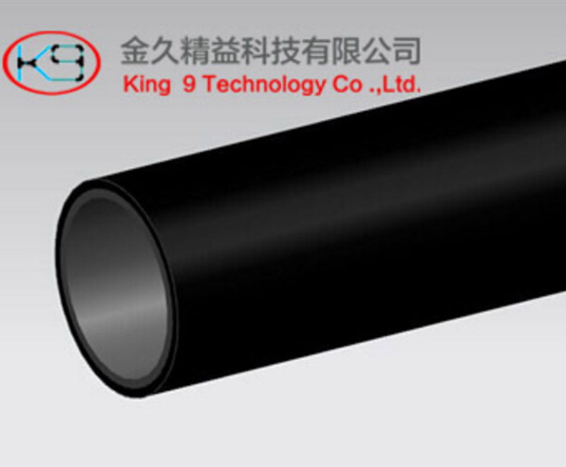 ESD Lean Pipe for Pipe Rack System